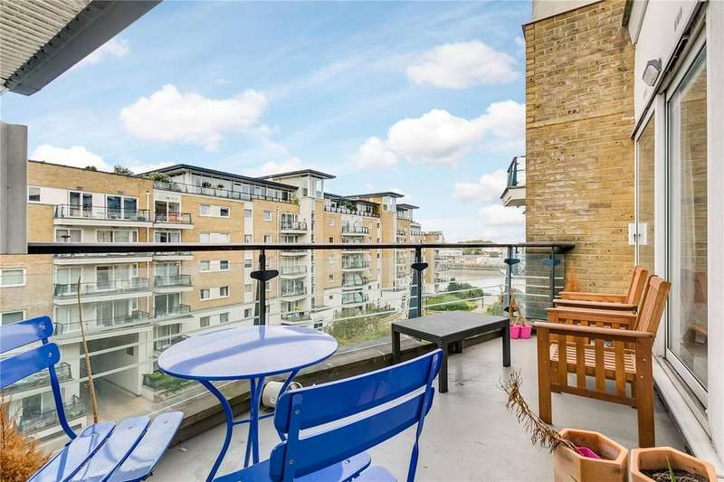 2 Bedrooms House for sale in Compass House, Smugglers Way, London