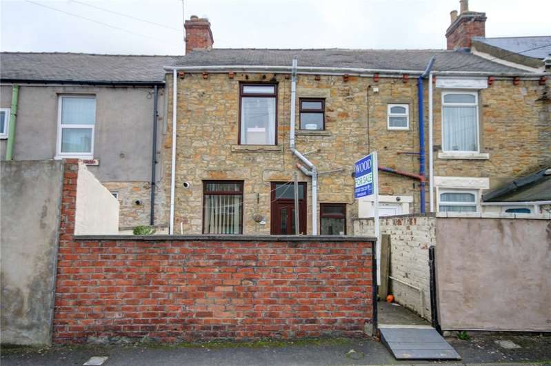 2 Bedrooms Terraced House for sale in Wesley Terrace, Annfield Plain, Stanley, DH9