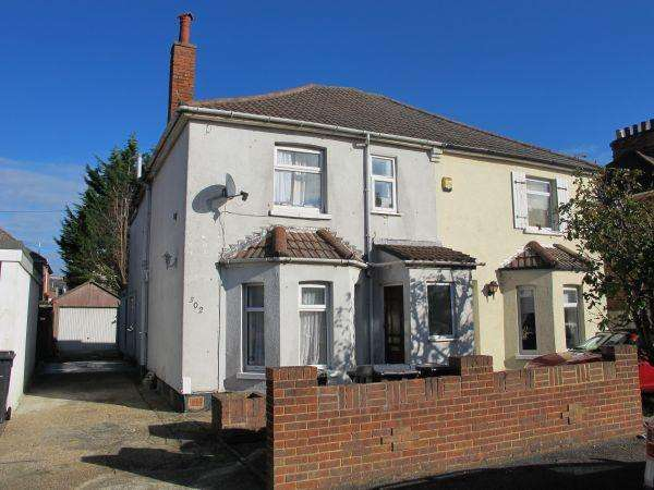 5 Bedrooms Semi Detached House for rent in Malmesbury Park road, Charminster