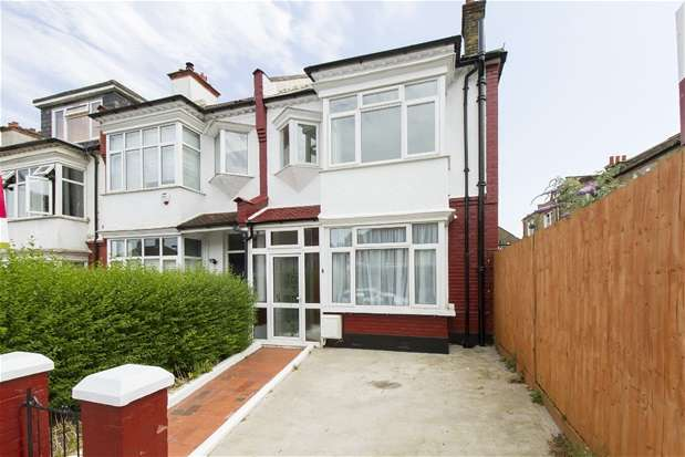 4 Bedrooms End Of Terrace House for sale in Trinity Rise, Brixton