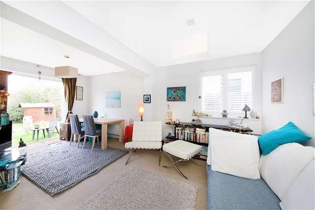 2 Bedrooms Maisonette Flat for sale in Thurlow Park Road, Dulwich