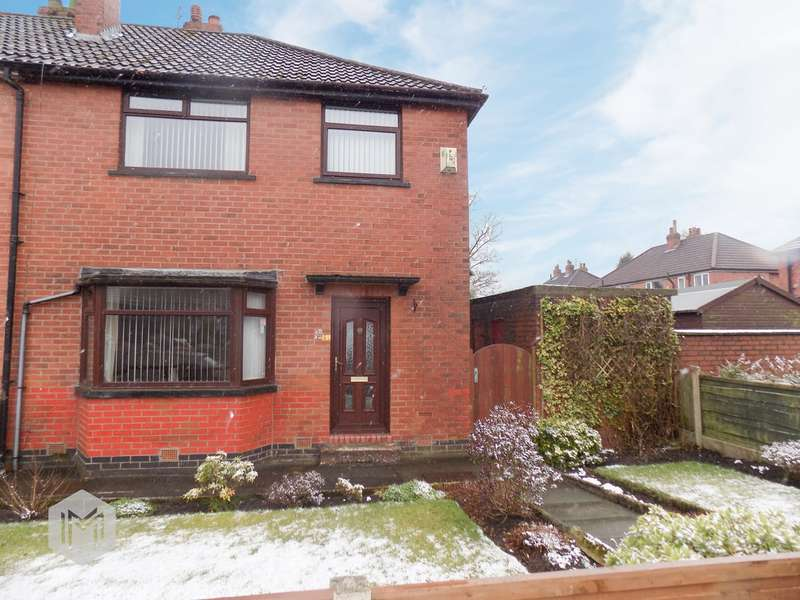 3 Bedrooms Semi Detached House for sale in Brookhouse Avenue, Farnworth, Bolton, BL4