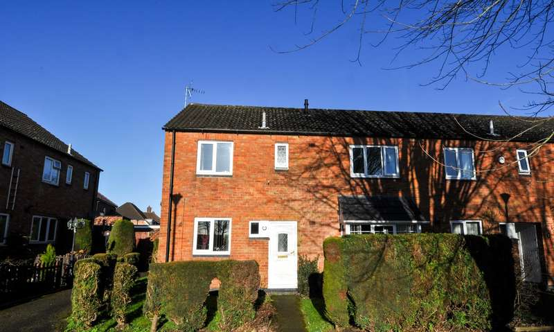 3 Bedrooms Semi Detached House for sale in Norton Close, Northfield, Birmingham, B31