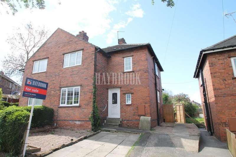 3 Bedrooms Semi Detached House for sale in Far Lane, East Dene