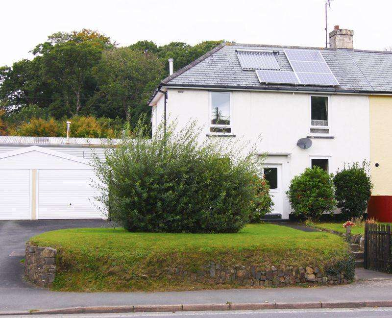 3 Bedrooms Semi Detached House for sale in North Road, Okehampton