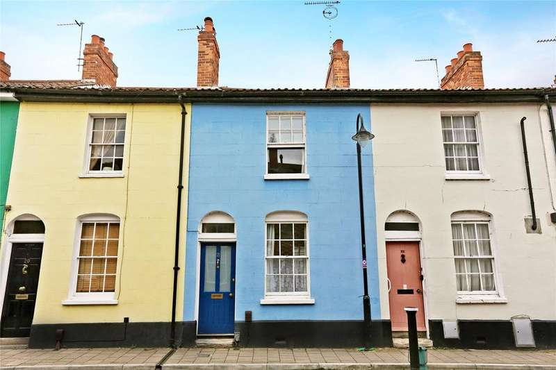 2 Bedrooms Terraced House for sale in Observatory Street, Oxford, OX2