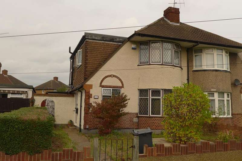5 Bedrooms Semi Detached House for sale in Staines Road, Feltham