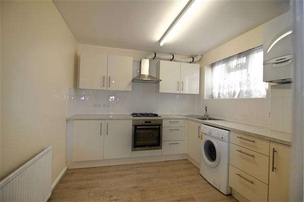 3 Bedrooms Flat for sale in Church Lane Kingsbury London NW9