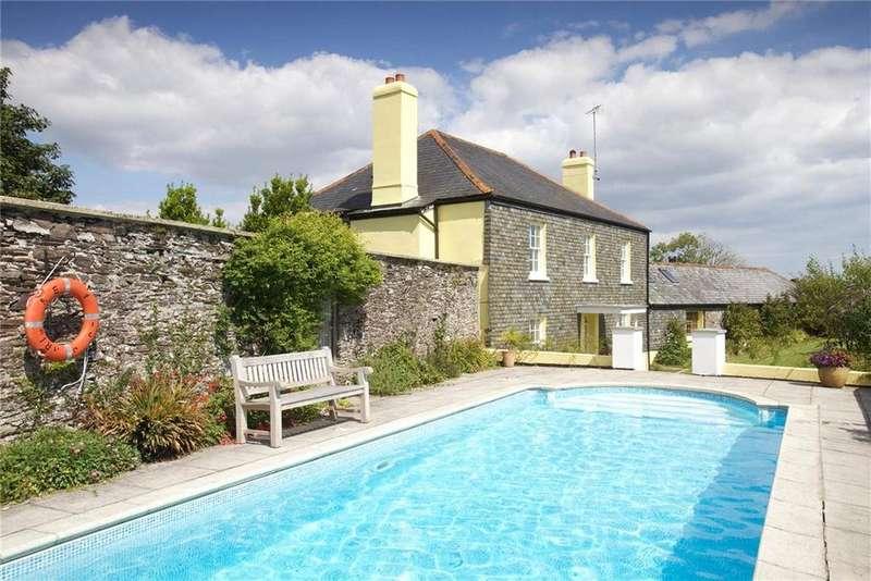 5 Bedrooms Detached House for sale in Blackawton, Totnes, TQ9