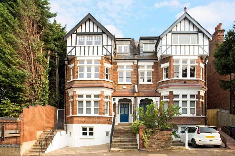 5 Bedrooms Semi Detached House for sale in Clifton Road, Crouch End, London, N8