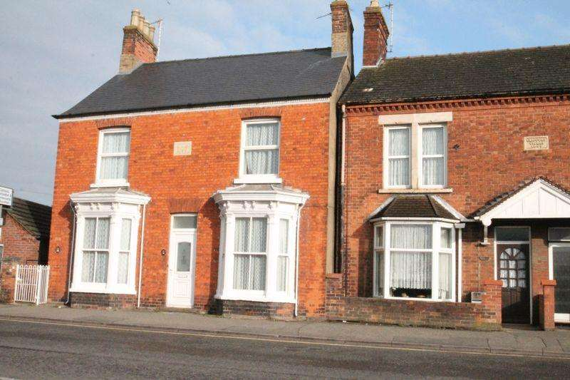 2 Bedrooms Semi Detached House for sale in Winsover Road, Spalding