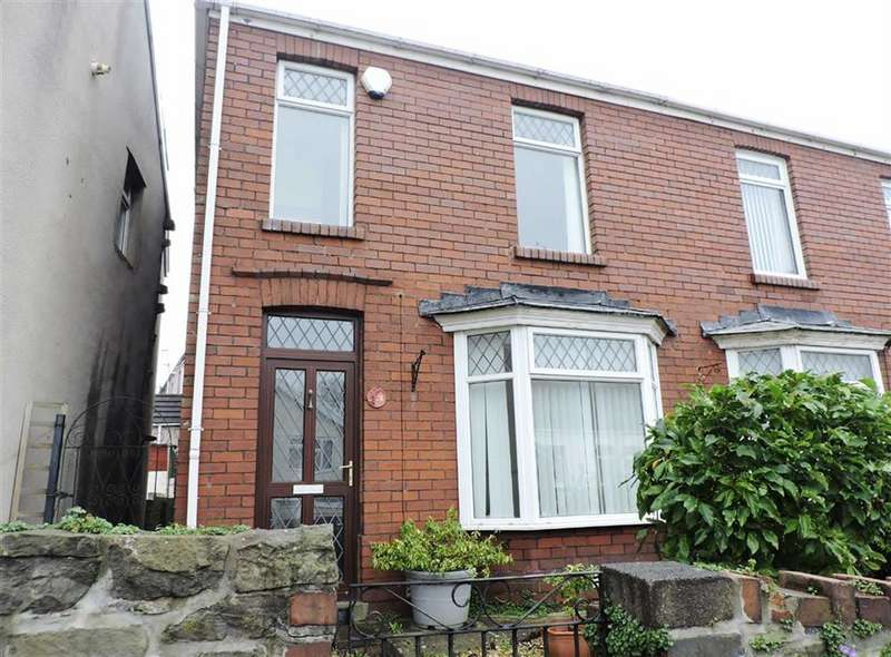 2 Bedrooms Semi Detached House for sale in Tirpenry Street, Morriston