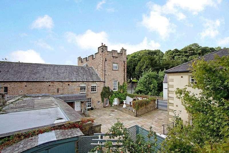 5 Bedrooms Unique Property for sale in Tower House, Halton, Lancaster, Lancashire