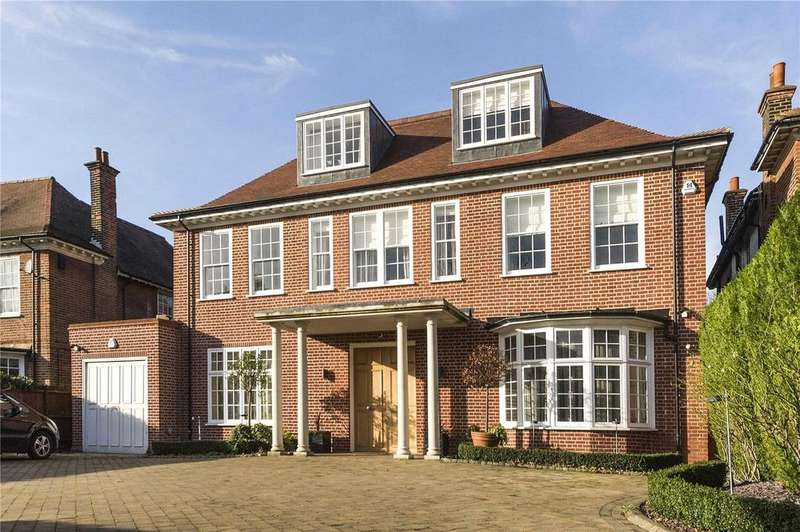 7 Bedrooms Detached House for rent in The Bishops Avenue, Hampstead Garden Suburb, London, N2