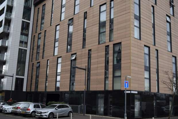 1 Bedroom Flat for sale in 12 Castlebank Place, Flat 0/1, Glasgow Harbour, G11