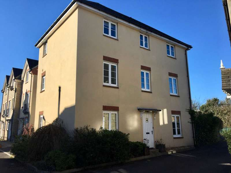 4 Bedrooms Detached House for rent in River Walk, Frome