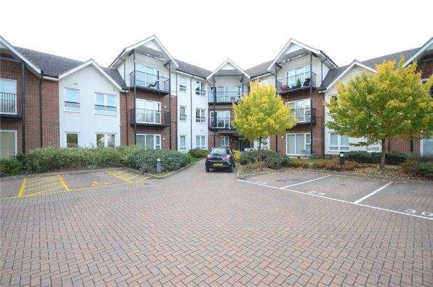 2 Bedrooms Apartment Flat for sale in Merydene Court, London Road, Bracknell