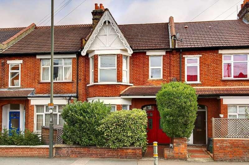 2 Bedrooms Maisonette Flat for sale in Kingston Road, London, SW20 8JP