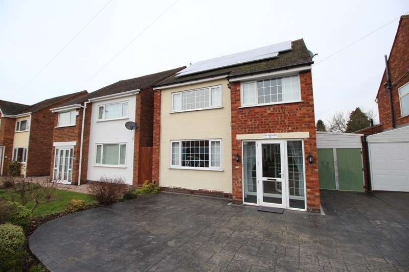 3 Bedrooms Detached House for sale in Peverell Drive, Hall Green, Birmingham