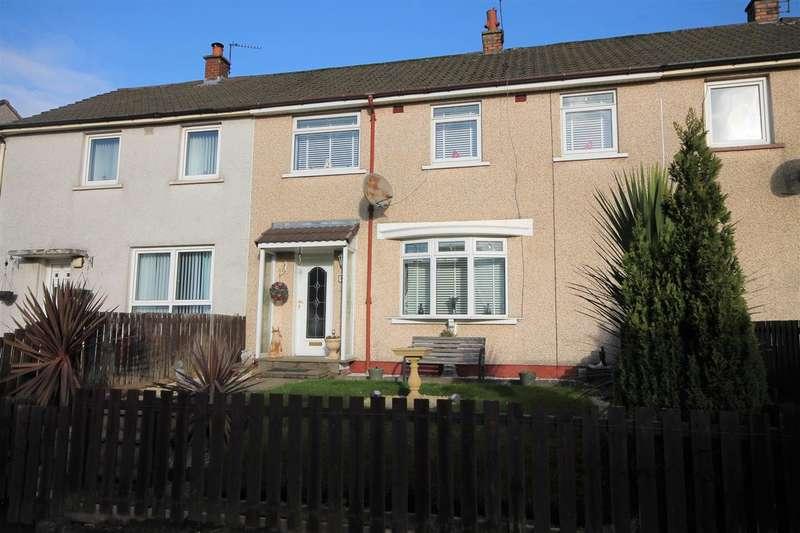 3 Bedrooms Terraced House for sale in Ellismuir Street, Coatbridge
