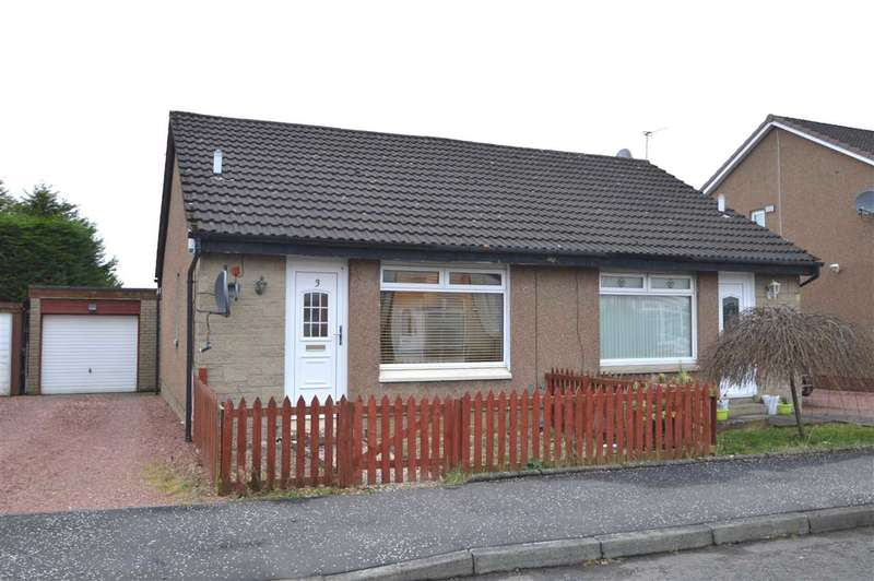 1 Bedroom Bungalow for sale in Macdonald Grove, Bellshill