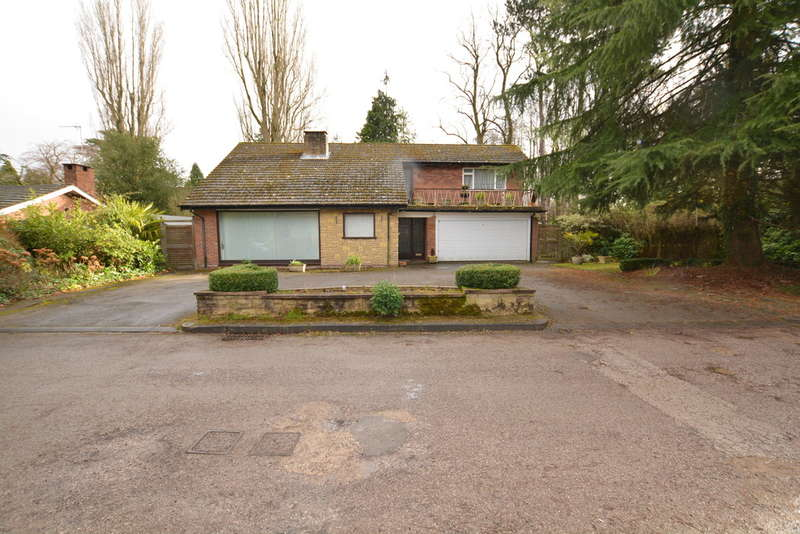 4 Bedrooms Detached House for sale in Birch Hollow, Edgbaston