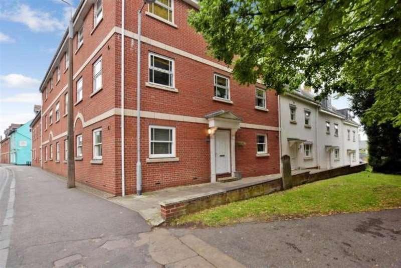 2 Bedrooms Flat for sale in Evans Court, Halstead, Essex, CO9