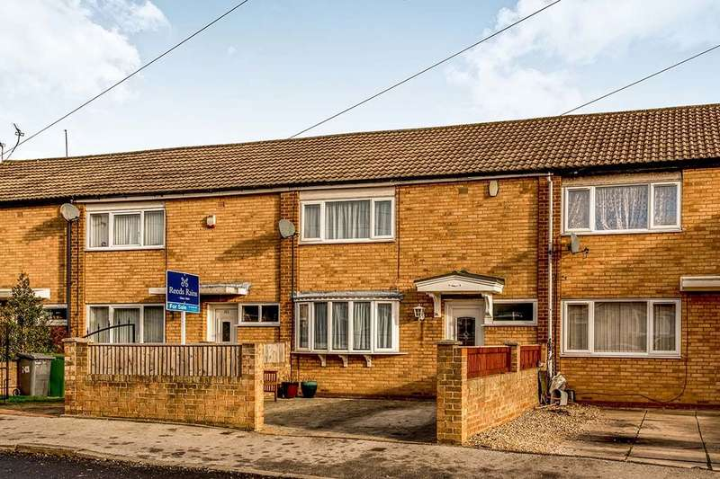 2 Bedrooms Terraced House for sale in Stanks Drive, Leeds, LS14