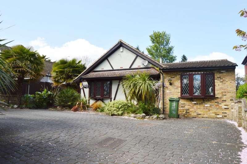 4 Bedrooms Bungalow for sale in Hammerslea, Noak Hill Road