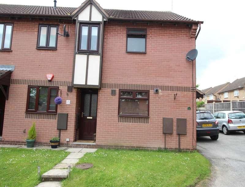 3 Bedrooms Property for rent in Marlow Crescent, West Hallam, Ilkeston, DE7