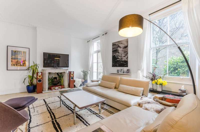 5 Bedrooms Terraced House for sale in Parsons Green Lane, Parsons Green, SW6
