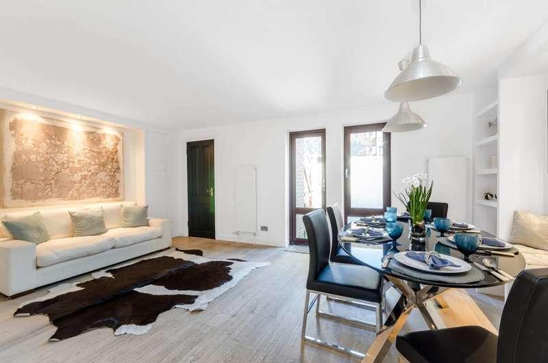 4 Bedrooms Terraced House for sale in Bagleys Lane, Fulham, SW6