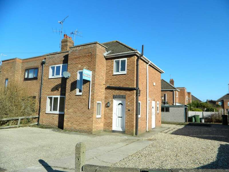 3 Bedrooms Semi Detached House for sale in Richards Avenue, Lincoln