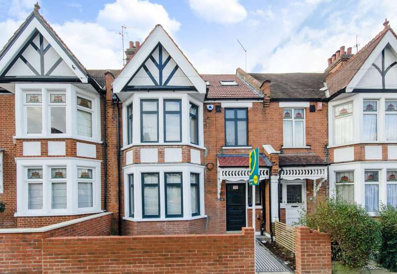 5 Bedrooms House for sale in Devonshire Road, Harrow, HA1