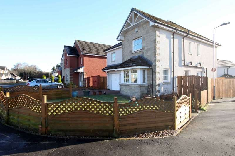 6 Bedrooms Detached House for sale in Devon Valley Drive, Alloa, Clackmannanshire, FK10 3GA