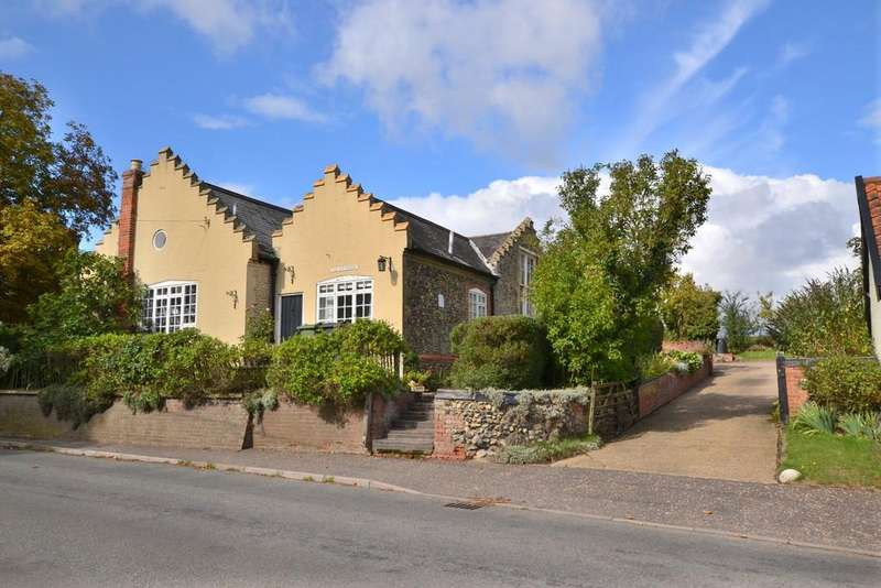 3 Bedrooms Detached House for sale in The Street, Starston, Norfolk