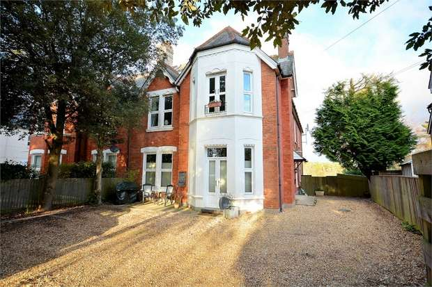 2 Bedrooms Flat for sale in Nelson Road, Westbourne, Bournemouth