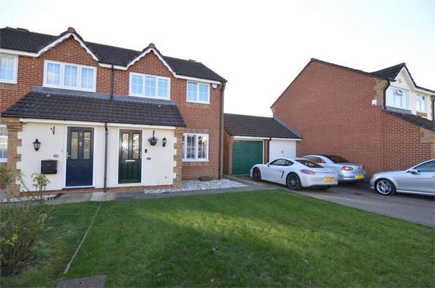3 Bedrooms Detached House for rent in Isabel Gate, Cheshunt, WALTHAM CROSS, Hertfordshire