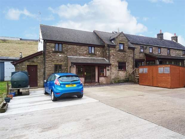 3 Bedrooms Semi Detached House for sale in Quarnford, Buxton, Staffordshire
