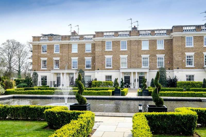 5 Bedrooms House for sale in Corsellis Square, Richmond Lock