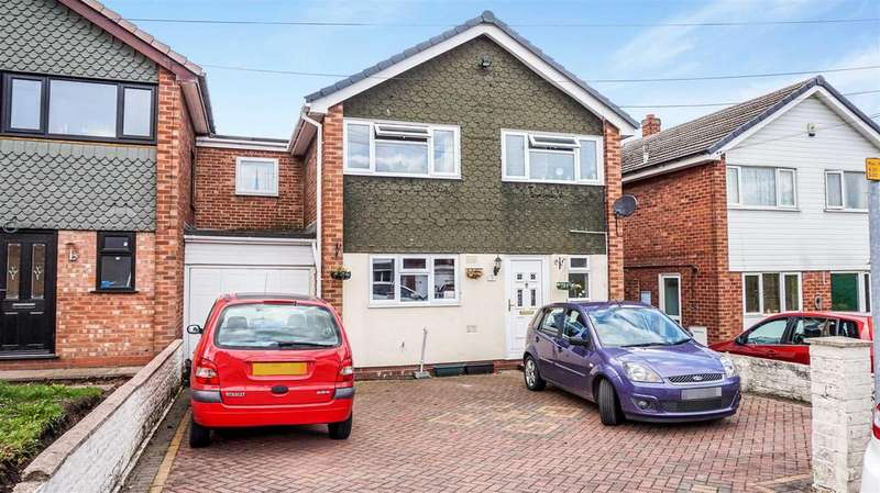 4 Bedrooms Detached House for sale in Debenham Crescent, Eaton Park, Stoke-On-Trent