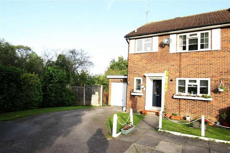 3 Bedrooms Semi Detached House for sale in County Gate, New Barnet, Hertfordshire