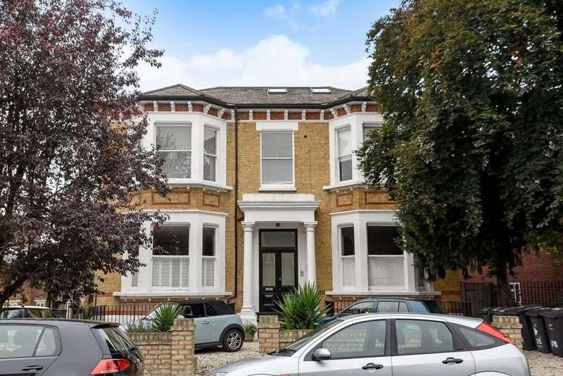 2 Bedrooms Flat for sale in Mount Nod Road, Streatham Hill