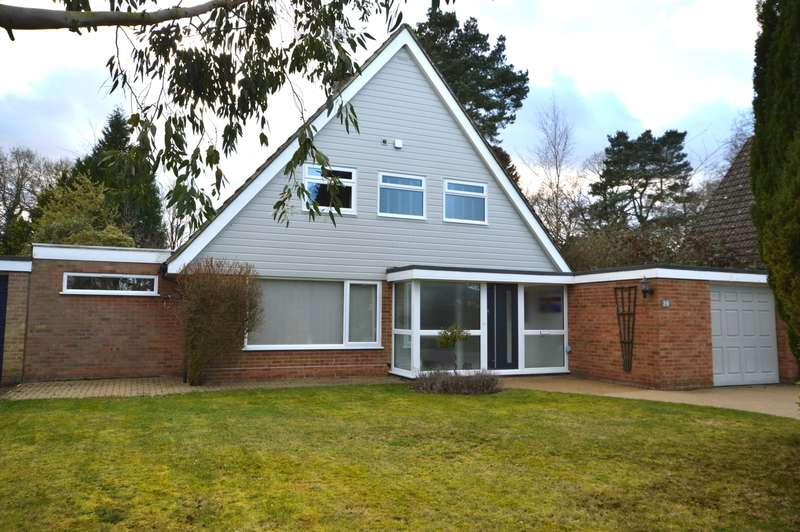 3 Bedrooms Detached House for sale in Wise's Firs, Sulhamstead, Reading, RG7