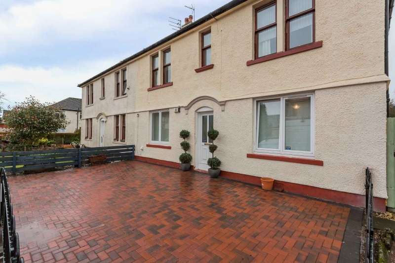 2 Bedrooms Flat for sale in North Drive, Linwood, Paisley, PA3 3DX