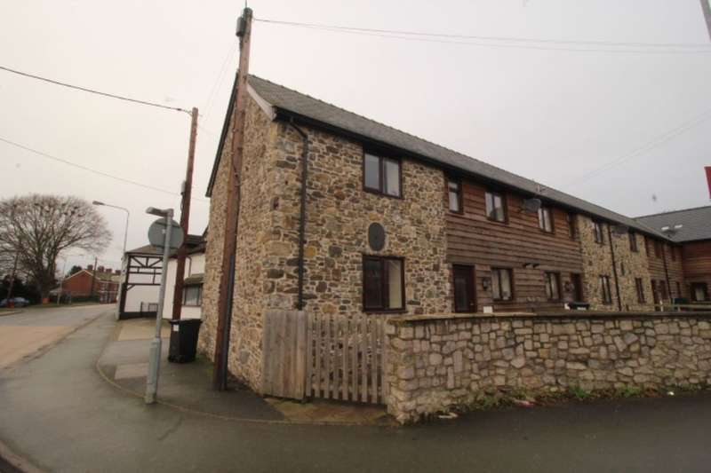 2 Bedrooms Property for rent in Spoonley Barns, Llansanffraid, SY22
