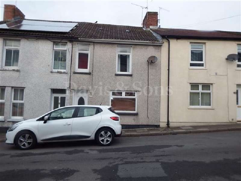 3 Bedrooms Terraced House for sale in Francis Street, Fleur De Lis, Blackwood, Caerphilly. NP12 3RX