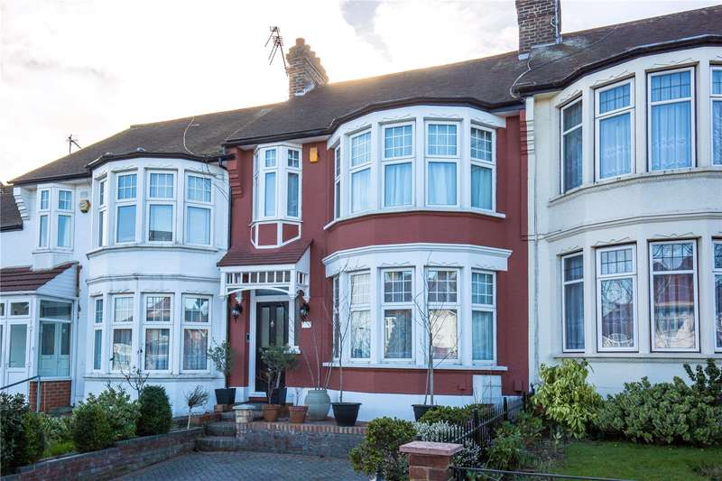 3 Bedrooms Terraced House for sale in Bourne Hill, Palmers Green, London, N13