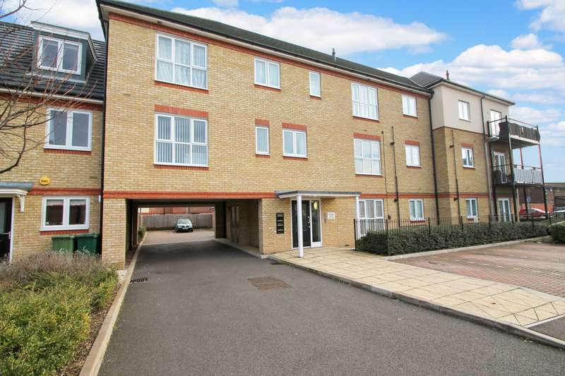1 Bedroom Flat for sale in Springs Close, Stanwell, TW19