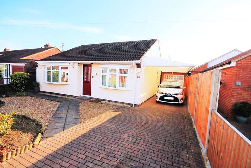 2 Bedrooms Bungalow for sale in Gostwick Place, Willington, MK44